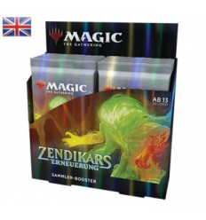 MTG - ZENDIKAR RISING - COLLECTOR BOOSTER DISPLAY (12 Packs) - EN
