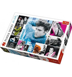 Puzzle 1000pz - Elvis Presley Forever Young (10541)