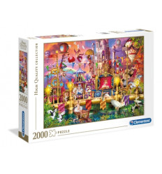 Puzzle 2000pz - High Quality Collection - The Circus (32562)