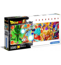 Puzzle 1000pz - High Quality Collection - Panorama - Dragonball (39486)