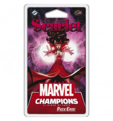 Marvel Champions LCG - Scarlet Witch (Pack Eroe)