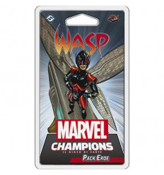 Marvel Champions LCG - Wasp (Pack Eroe)