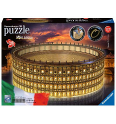 Puzzle 3D - Colosseo Night Edition (111480)