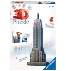 Puzzle 3D - Empire State Building (125531)