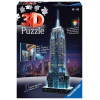 Puzzle 3D - Empire State Building Night Edition (125661)