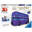 Puzzle 3D - Night Bus Harry Potter (111589)
