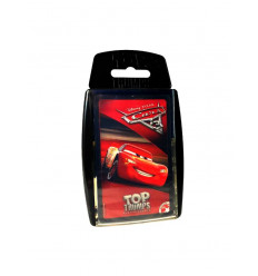 Top Trumps Cars 3 Carte Promo