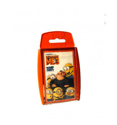Top Trumps Cattivissimo Me Carte Promo