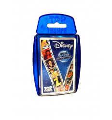 Top Trumps Disney Classics Carte Promo