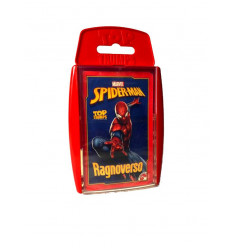 Top Trumps Spiderman Carte Promo