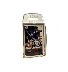 Top Trumps Star Wars Episodio 8 Carte Promo