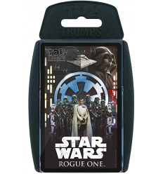 Top Trumps Star Wars Rogue One Carte Promo