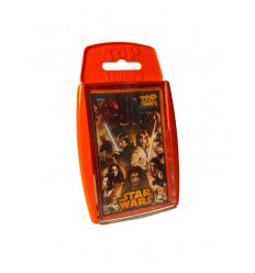 Top Trumps Star Wars Top 30 Carte Promo