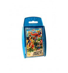 Top Trumps Super Heroes Girls Carte Promo