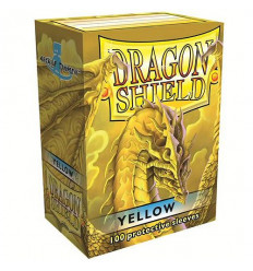 Dragon Shield - Classic Yellow 100 pz (AT-10014)
