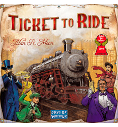 Ticket to Ride APERTO COME NUOVO