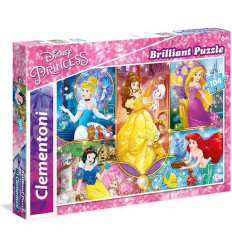 Puzzle 104pz - Brilliant - Princess (20140)