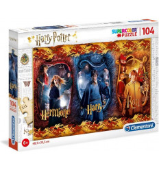 Puzzle 104pz - Harry Potter v2 (61885)
