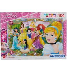 Puzzle 104pz - Jewels - Princess (20147)