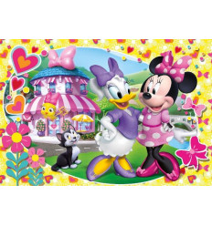 Puzzle 104pz - Minnie Happy Helper (27982)