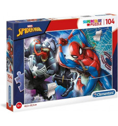 Puzzle 104pz - Spiderman v2 (27117)