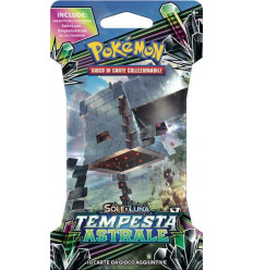 Pokemon - Tempesta Astrale - Eclissi Cosmica - Blister Paper Sleeve - BUSTINA SINGOLA - IT