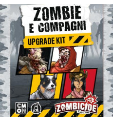 Zombicide - Seconda Edizione - Zombies and Companions Upgrade Kit