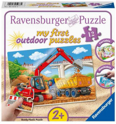 My First Outdoor Puzzle 12pz (050734)