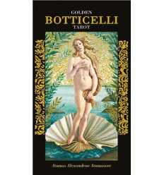 Tarocchi Golden Botticelli