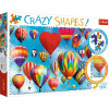 Puzzle Crazy Shapes! - Colorful Balloons (11112)