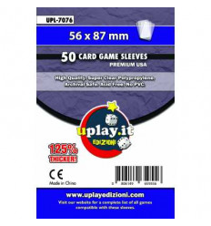 Bustine Protettive Premium USA Uplay (56 x 87 mm) (50pz) - UPL 7076