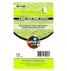 Bustine Protettive Standard Large Size Uplay (70 x 120 mm) (100pz)