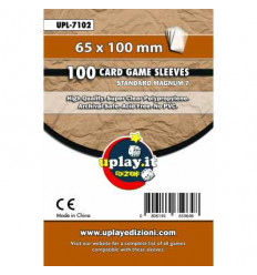 Bustine Protettive Standard Magnum 7 Uplay (65 x 100 mm) (100pz)