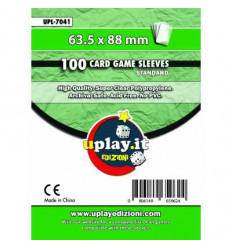 Bustine Protettive Standard Uplay (63,5 x 88 mm) (100pz)