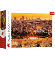 Puzzle 3000pz - The Roofs of Jerusalem (33032)