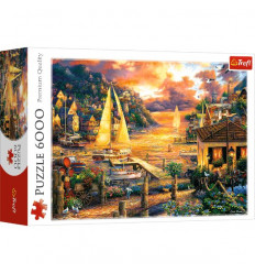Puzzle 6000pz - Catching Dreams (65005)