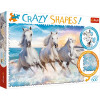 Puzzle Crazy Shapes! - Gallop among the Water (11111)