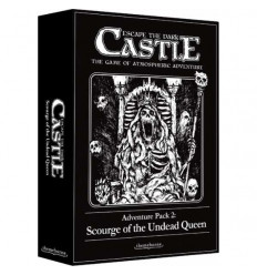Escape the Dark Castle - Scourge of the Undead Queen