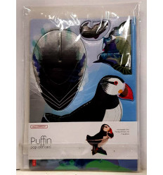 Puffin Pop Out Card