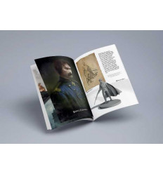 Ashes to Ashes - Artbook