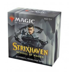 MTG - Strixhaven: School of Mages - PRERELEASE PACK - Pennargento - IT