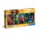 Puzzle 1000pz - Anne Stokes - Dragon - Panorama (39598)