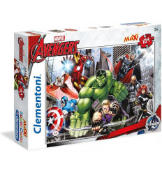 Puzzle 104pz - Maxi - The Avengers: Ready to Fight (23688)