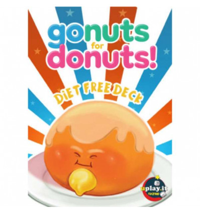 Go Nuts for Donuts: Diet Free Deck