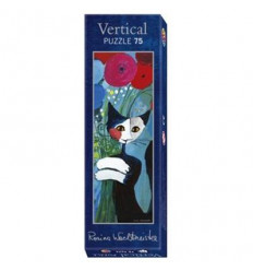 Heye - Vertical Puzzle 75 Teile - Rosina Wachtmeister, Congratulations