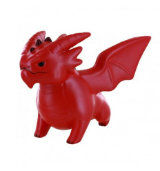 Ultra Pro - Figurines of Adorable Power - Dungeons & Dragons Red Dragon Ed. Limitata (E-18129)