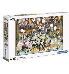 Puzzle 6000pz - High Quality Collection - Disney Gala (36525)