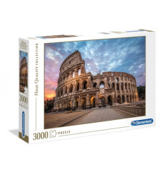 Puzzle 3000pz - High Quality Collection - Colosseo (33548)