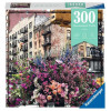 Puzzle 300pz - Flowes in New York (129645)