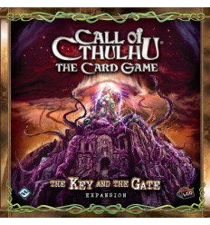 Call of Cthulhu: The Card Game - The Key and the Gate (INGLESE) - CONFEZIONE LIEVEMENTE DANNEGGIATA